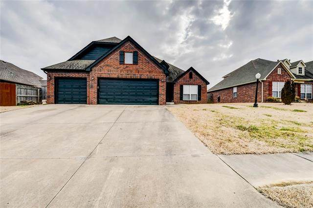 10582 E 141st Court N, Collinsville, OK 74021 (MLS #2005724) :: Hopper Group at RE/MAX Results