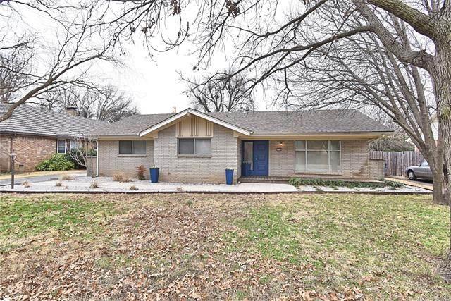 5336 S Yorktown Avenue, Tulsa, OK 74105 (MLS #2005744) :: 918HomeTeam - KW Realty Preferred