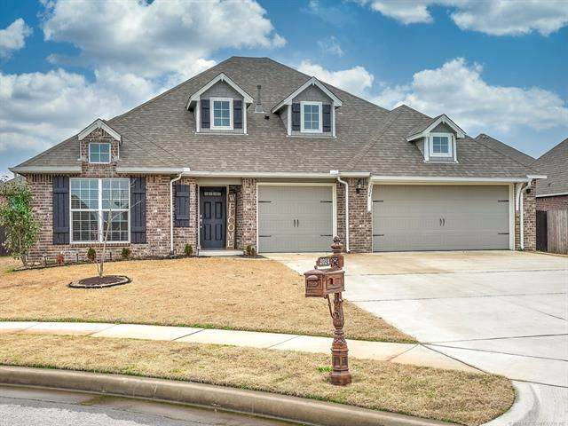 2024 E 132nd Place S, Bixby, OK 74008 (MLS #2005747) :: RE/MAX T-town