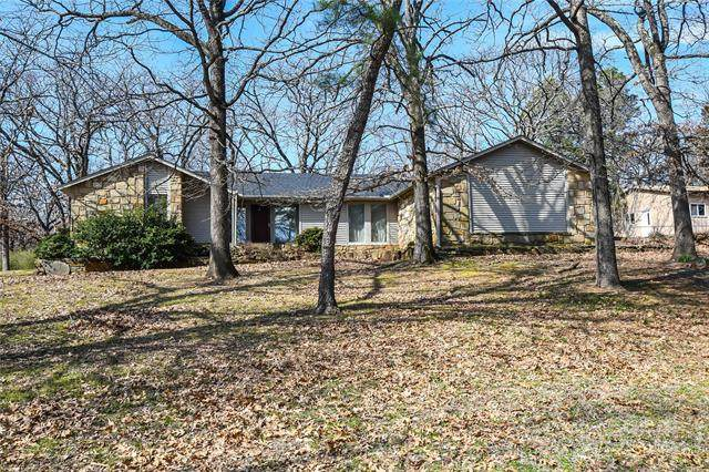 101 N Woodland Road, Muskogee, OK 74403 (MLS #2005813) :: Hopper Group at RE/MAX Results