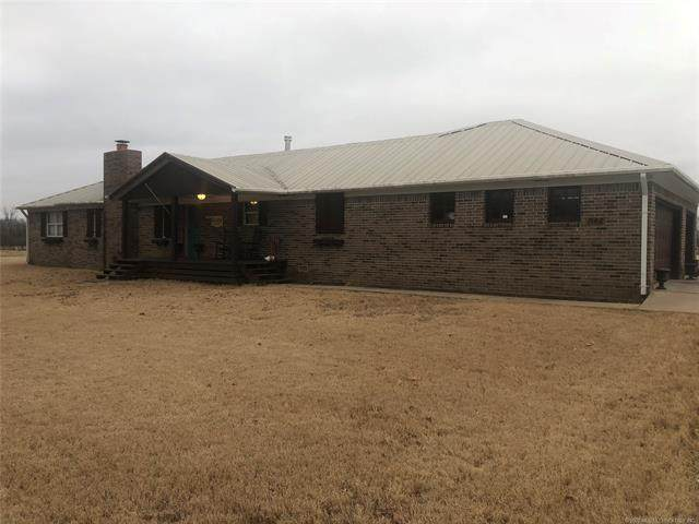 1568 W 163rd Street, Skiatook, OK 74070 (MLS #2005816) :: Hopper Group at RE/MAX Results