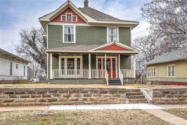 1110 N Denver Avenue, Tulsa, OK 74106 (MLS #2005827) :: 918HomeTeam - KW Realty Preferred