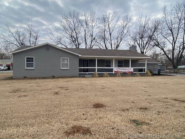 7108 E 151st Street, Bixby, OK 74008 (MLS #2005854) :: RE/MAX T-town