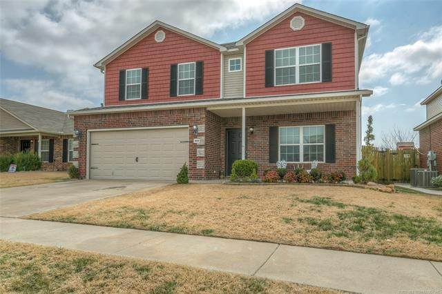 4658 E 148th Place S, Bixby, OK 74008 (MLS #2005876) :: RE/MAX T-town