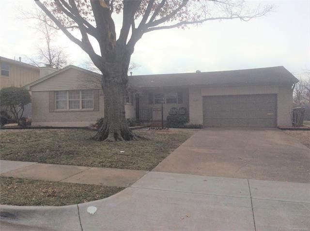 7528 E 17th Street, Tulsa, OK 74112 (MLS #2005892) :: RE/MAX T-town