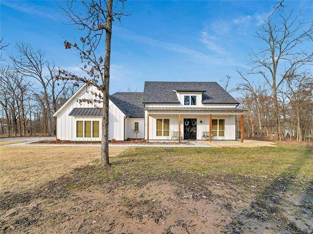 17137 E 470 Road, Claremore, OK 74017 (MLS #2005921) :: RE/MAX T-town