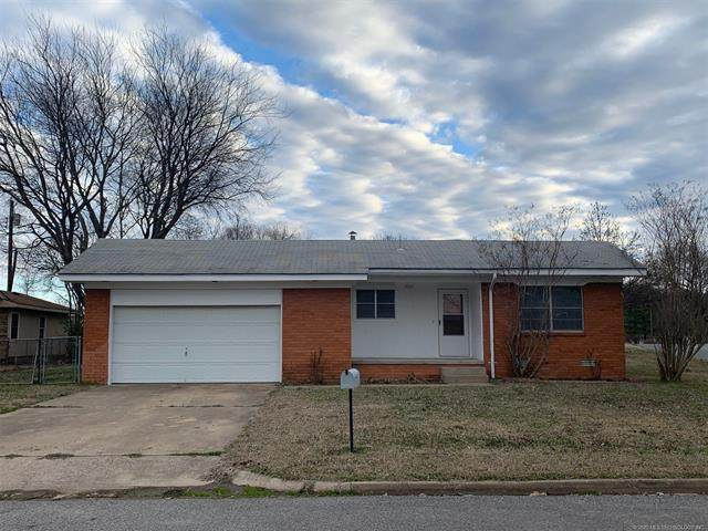 801 Dollins Street, Wilburton, OK 74578 (MLS #2006145) :: Hopper Group at RE/MAX Results