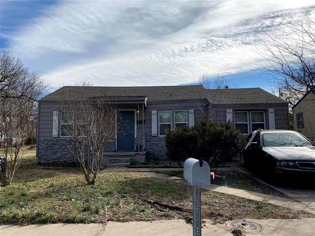 542 E Seminole Place, Tulsa, OK 74106 (MLS #2006349) :: 918HomeTeam - KW Realty Preferred
