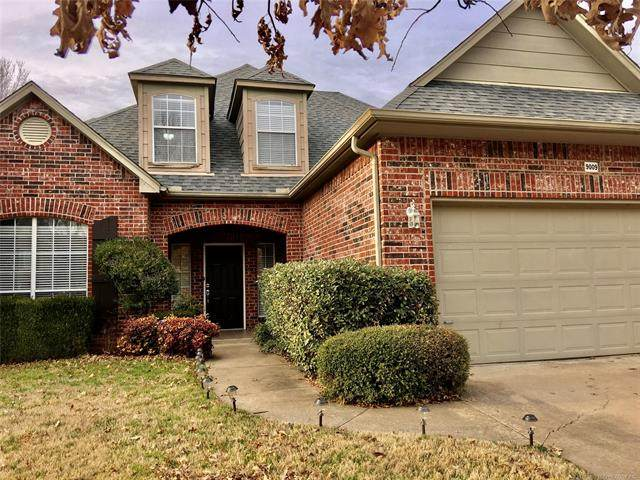 9009 E 88th Place, Tulsa, OK 74133 (MLS #2006352) :: 918HomeTeam - KW Realty Preferred
