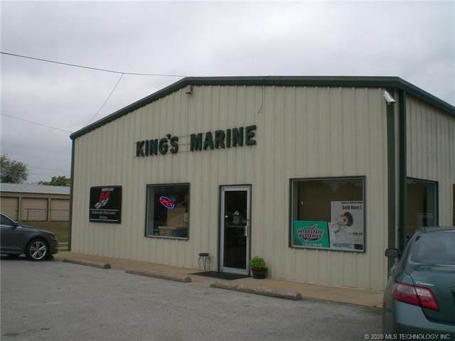 1020 E Ketchum Avenue, Ketchum, OK 74349 (MLS #2006392) :: 918HomeTeam - KW Realty Preferred