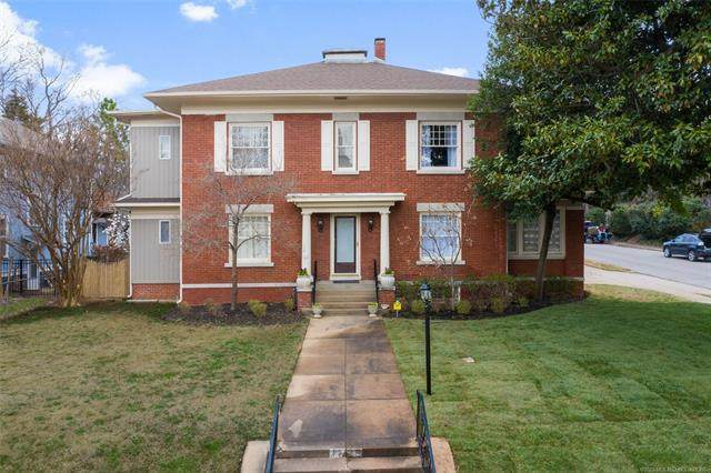 1725 S Newport Avenue, Tulsa, OK 74120 (MLS #2006437) :: Hopper Group at RE/MAX Results