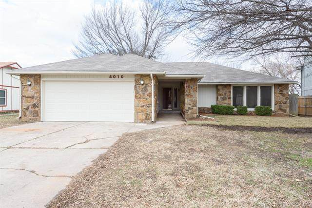 4010 S 133rd East Avenue, Tulsa, OK 74134 (MLS #2006649) :: 918HomeTeam - KW Realty Preferred