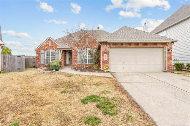 9518 E 78th Place, Tulsa, OK 74133 (MLS #2006660) :: 918HomeTeam - KW Realty Preferred