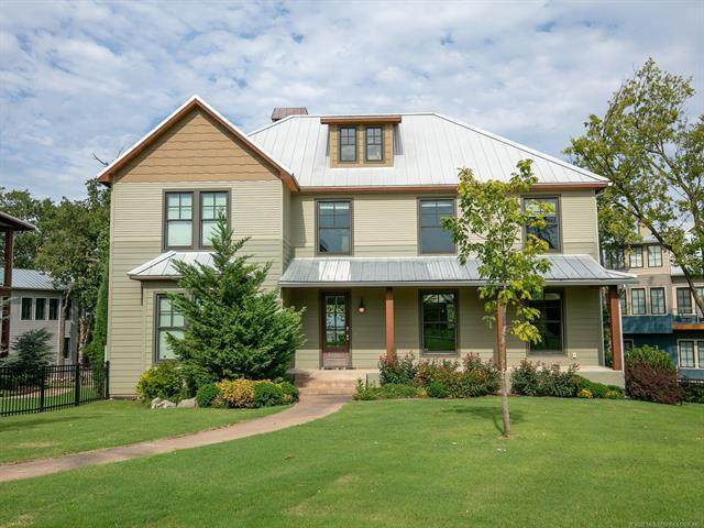 37041 S Cliff Crest Drive, Langley, OK 74350 (MLS #2007092) :: 580 Realty