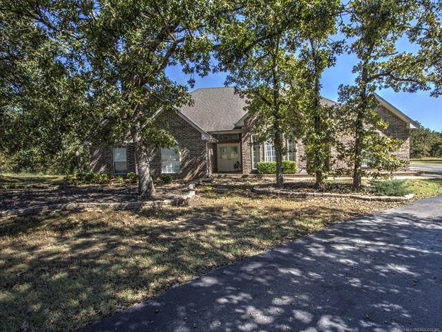 5955 N 86th West Avenue, Skiatook, OK 74070 (MLS #2007096) :: Hopper Group at RE/MAX Results