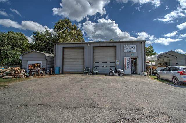 1005 E 13th Street, Okmulgee, OK 74447 (MLS #2007430) :: 580 Realty