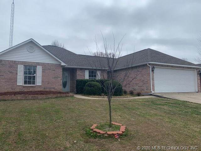 620 Ramsey Drive, Holdenville, OK 74848 (MLS #2007755) :: Hopper Group at RE/MAX Results