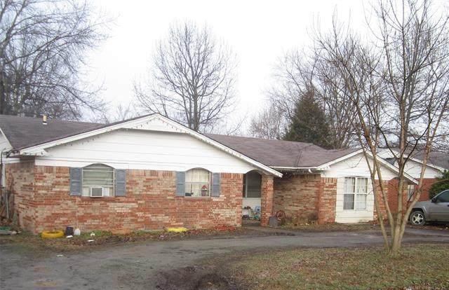 911 NW 9th Street, Stigler, OK 74462 (MLS #2008290) :: Active Real Estate