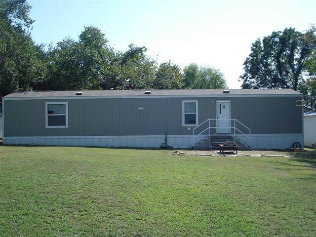415454 E 1095 Road, Checotah, OK 74426 (MLS #2008377) :: 918HomeTeam - KW Realty Preferred