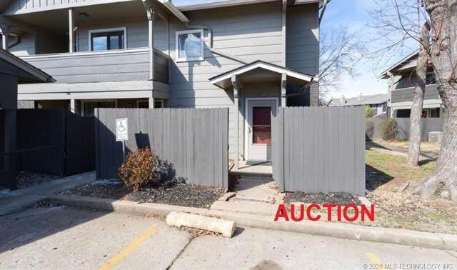 9022 S College Avenue #2110, Tulsa, OK 74137 (MLS #2008559) :: 918HomeTeam - KW Realty Preferred