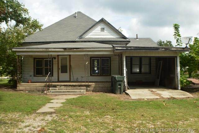 403 E Frisco Street, Wetumka, OK 74883 (MLS #2008703) :: 918HomeTeam - KW Realty Preferred