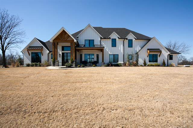 18318 N 161st East Avenue, Oologah, OK 74021 (MLS #2008810) :: Hopper Group at RE/MAX Results