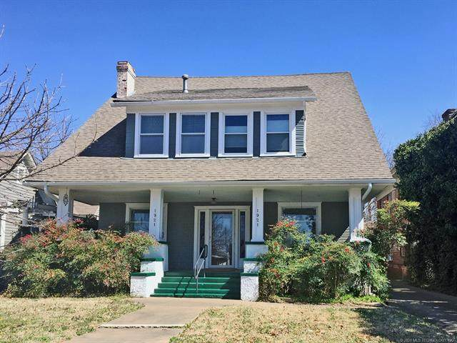 1921 S Boston Avenue, Tulsa, OK 74119 (MLS #2009960) :: 918HomeTeam - KW Realty Preferred