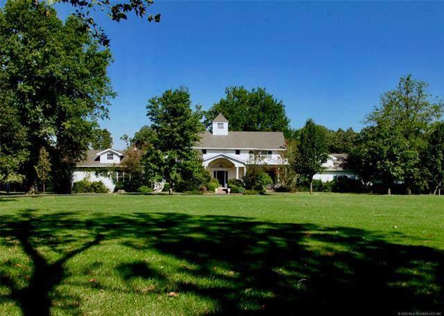 631 Rolling Oaks Place, Muskogee, OK 74401 (MLS #2010226) :: 918HomeTeam - KW Realty Preferred