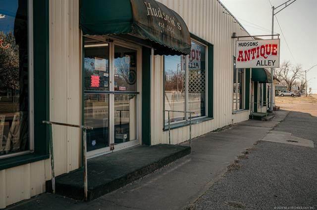 713 W Main Street, Ada, OK 74820 (MLS #2010238) :: Hopper Group at RE/MAX Results