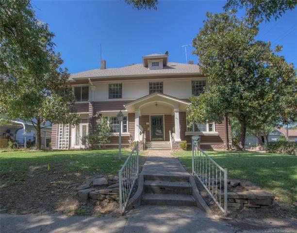 534 N Seminole Avenue, Okmulgee, OK 74447 (MLS #2010425) :: 580 Realty
