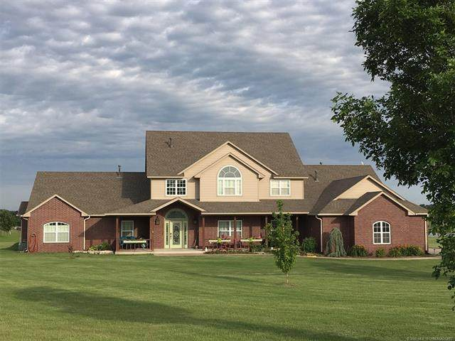 13081 S 4078 Road, Oologah, OK 74053 (MLS #2010558) :: Hopper Group at RE/MAX Results