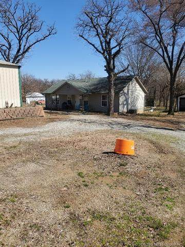 114293 S 4209 Road, Eufaula, OK 74432 (MLS #2010591) :: Hopper Group at RE/MAX Results