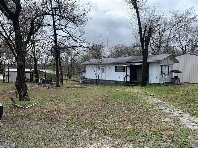 114305 S 4209 Road, Eufaula, OK 74432 (MLS #2010606) :: Hopper Group at RE/MAX Results