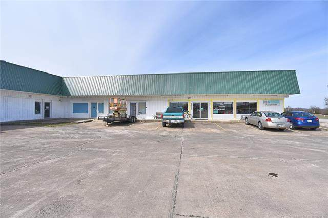 511 E Foster Road, Mannford, OK 74044 (MLS #2011036) :: 918HomeTeam - KW Realty Preferred