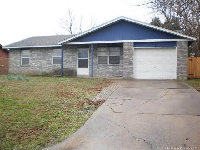 428 W 149th Street, Glenpool, OK 74033 (MLS #2011407) :: RE/MAX T-town