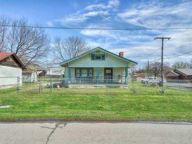 17 S Main Street, Kellyville, OK 74066 (MLS #2011442) :: Active Real Estate