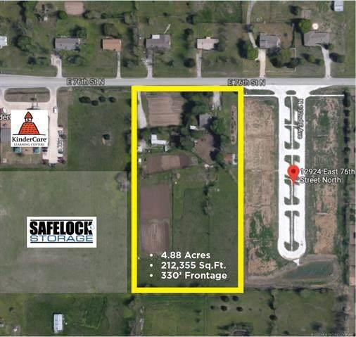 12924 E 76th Street N, Owasso, OK 74055 (MLS #2011608) :: Active Real Estate