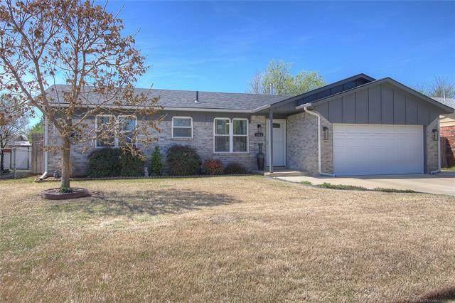 402 N Cedar Street, Jenks, OK 74037 (MLS #2011611) :: 918HomeTeam - KW Realty Preferred