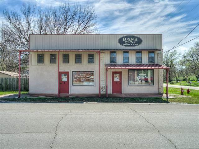 2 E Buffalo Street, Kellyville, OK 74039 (MLS #2011716) :: 580 Realty