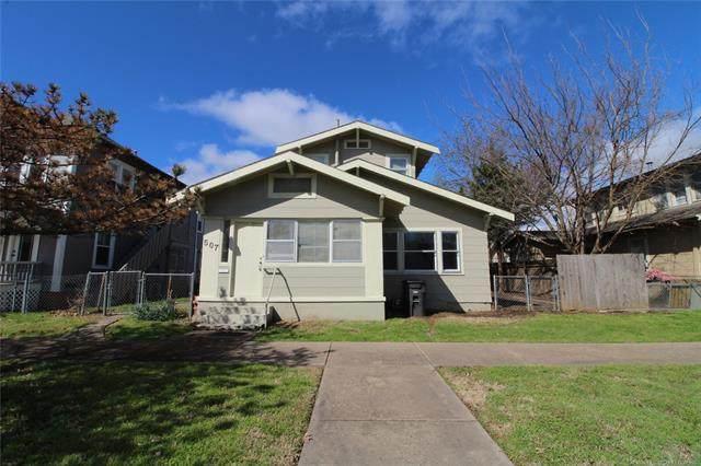 507 SE Shawnee Avenue, Bartlesville, OK 74003 (MLS #2011769) :: 918HomeTeam - KW Realty Preferred