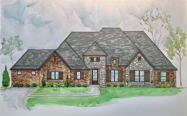 10418 N 86th East Avenue, Owasso, OK 74055 (MLS #2011790) :: Active Real Estate
