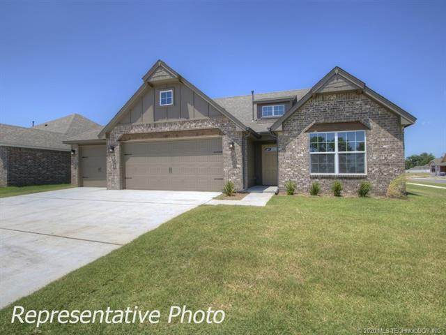 1935 E 132nd Place S, Bixby, OK 74008 (MLS #2011830) :: 918HomeTeam - KW Realty Preferred