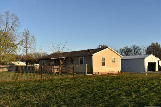 7420 W 93rd Street North, Sperry, OK 74073 (MLS #2011831) :: Hopper Group at RE/MAX Results