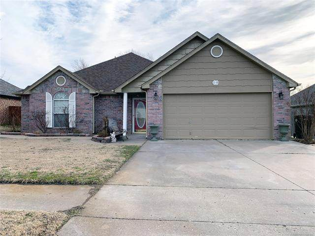 1110 S Spinnaker Drive, Oologah, OK 74053 (MLS #2011879) :: Hopper Group at RE/MAX Results