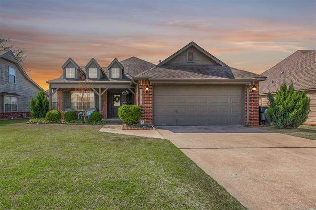 10236 E 112th Street, Bixby, OK 74008 (MLS #2012087) :: Hopper Group at RE/MAX Results
