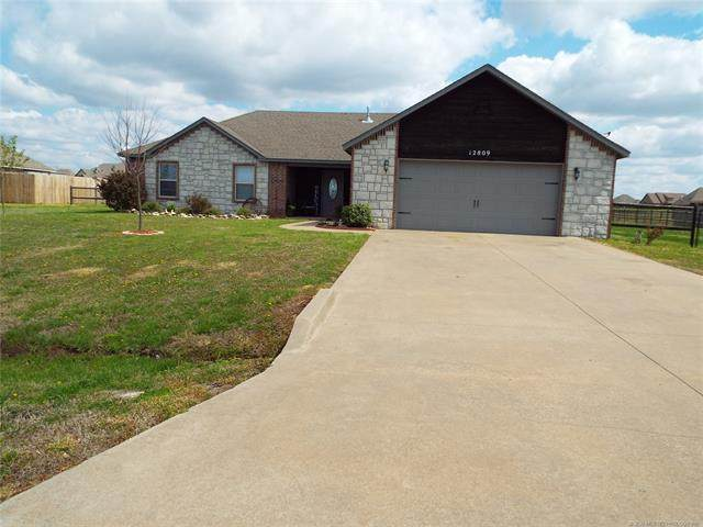 12809 N 39th Place E, Skiatook, OK 74070 (MLS #2012114) :: Hopper Group at RE/MAX Results