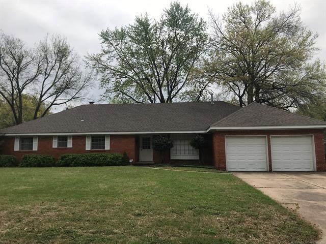 5383 S Irvington Avenue, Tulsa, OK 74135 (MLS #2012184) :: RE/MAX T-town