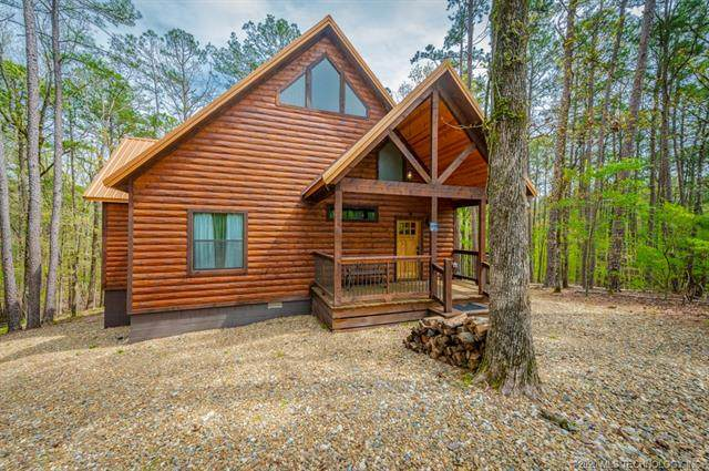 1436 Carson Creek Road, Broken Bow, OK 74728 (MLS #2012204) :: Hopper Group at RE/MAX Results