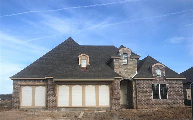 12905 S 6th Street, Jenks, OK 74037 (MLS #2012228) :: Hopper Group at RE/MAX Results