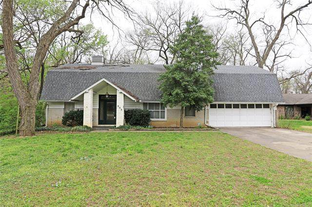 855 Winding Way, Bartlesville, OK 74006 (MLS #2012280) :: Hopper Group at RE/MAX Results